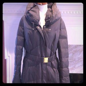 T Tahari puffer coat size XL